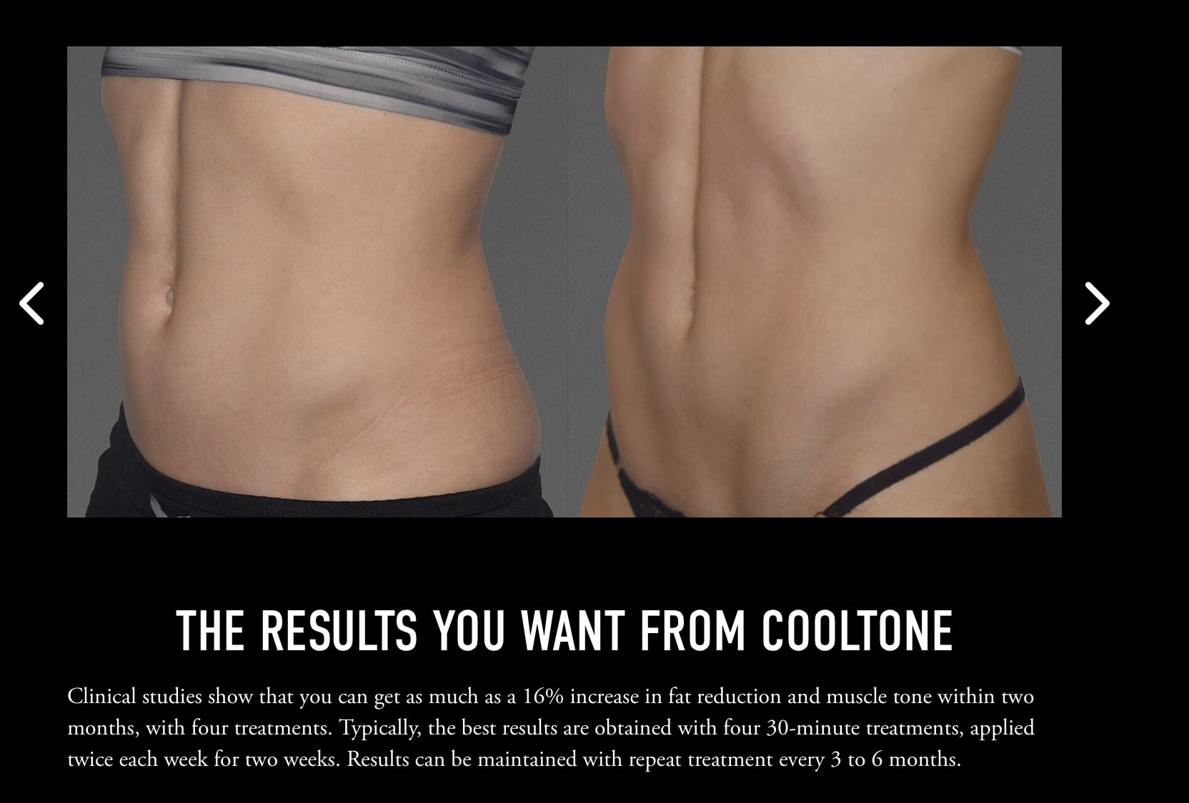 Cooltone- Dr Varano  Medical Cosmetic enhancements